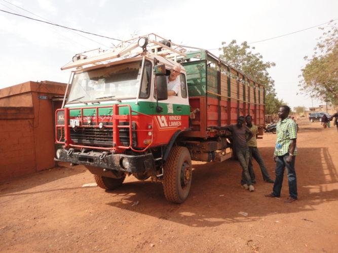 (Nederlands) De truck van stichting WOL