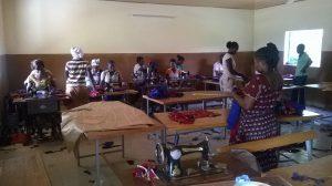FAFPA training in nieuwe lokalen